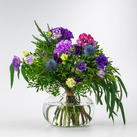 Bouquet TrendyBlue