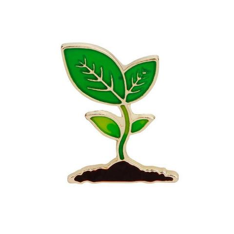 Pin small plant