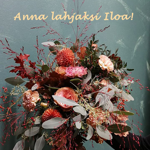 Gift card to 25€ bouquet