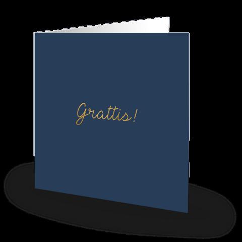 Card Grattis