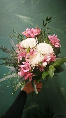Funeral bouquet Journey