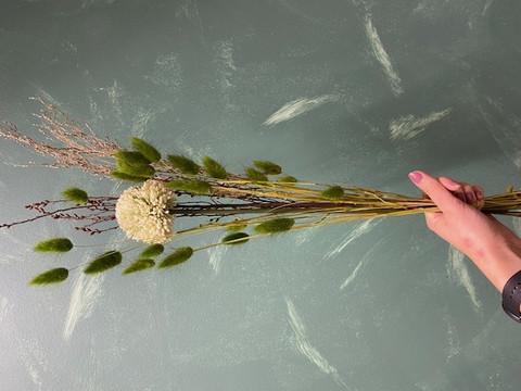 Artificial bouquet Grass