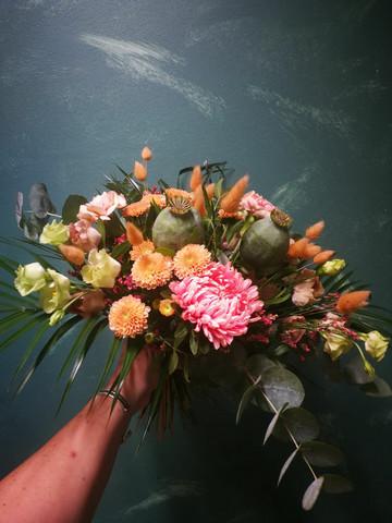 Bouquet Peach