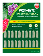 Pesticide needles Provanto