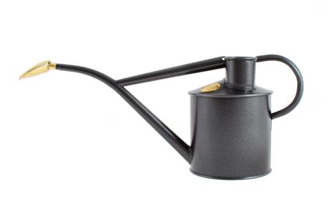 Haws watering can Graphite
