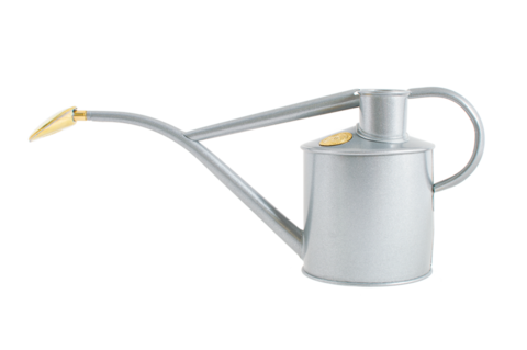Haws watering can Titanium