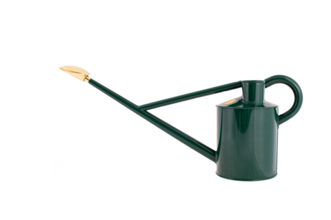 Haws watering can 4L green