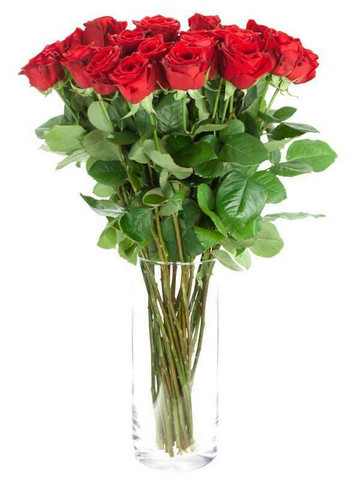 Bouquet of short roses
