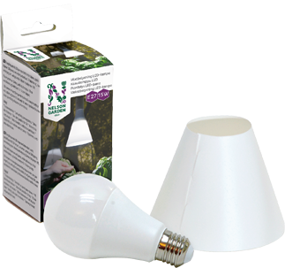 Grow light lamp 15W