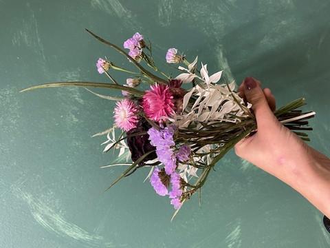 Dry flower bouquet Mini