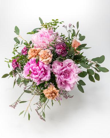 Bouquet Paeony