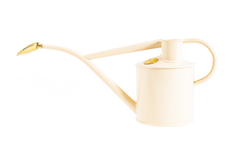 Haws Classic watering can Cream