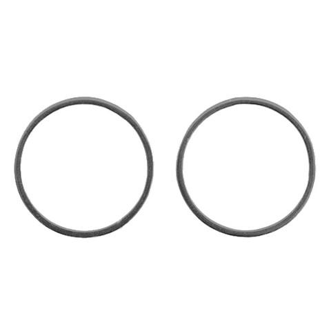 Linkki-pyöreä 17mm, 100kpl tukkupakkaus