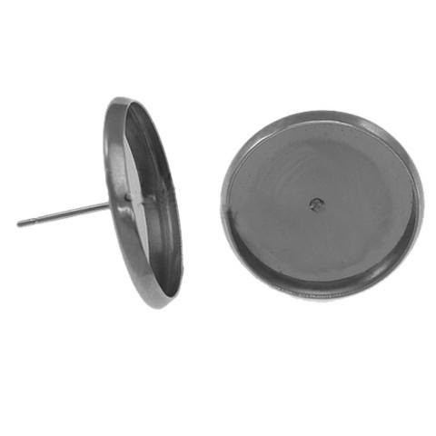 Korvakorutapit kapussipohjalla 16mm, 100kpl