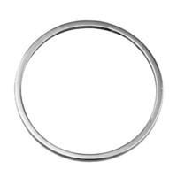 Linkki-pyöreä 25mm, 10kpl