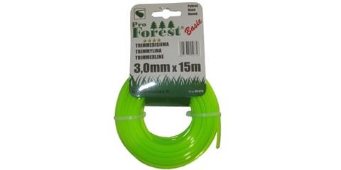 55-075 Trimmerisiima ProForest Basic 3.0mm/15m