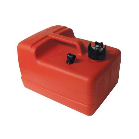 Muovinen polttoainetankki n.11 litraa