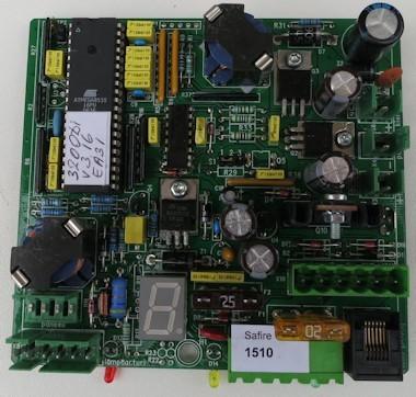 Safire Piirikortti 2000A-3200A/B, 3800A malleille