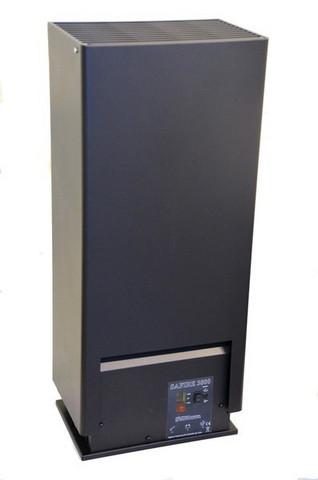 SAFIRE 3800A musta mökkilämmitin 12V (Diesel/Polttoöljy)