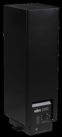SAFIRE 2000B musta mökkilämmitin 12V (Diesel/polttoöljy)