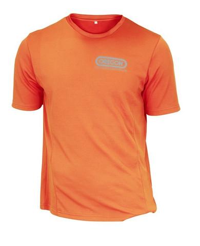 Tekninen aluspaita Oregon (oranssi)