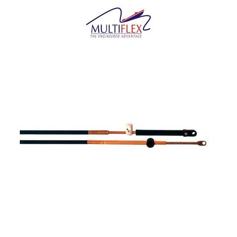Kaukosäätökaapeli MULTIFLEX: Mercury 6 ft=183cm
