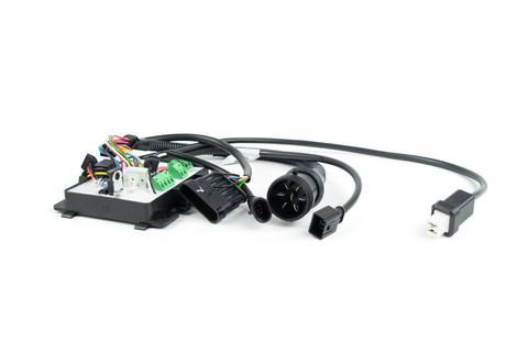 Ohjausyksikkö 14TC MINI 24V Diesel pyöreä liitin