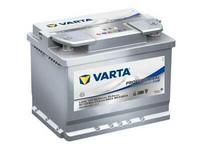 Varta 12V 60Ah/680A(EN) AGM käynnistysakku Professional Dual Purpose