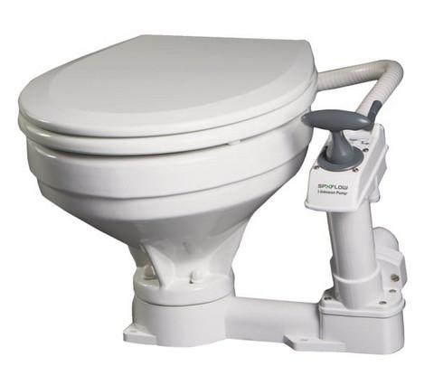 Johnson Aqua T käsikäyttöinen käymälä (isompi malli)