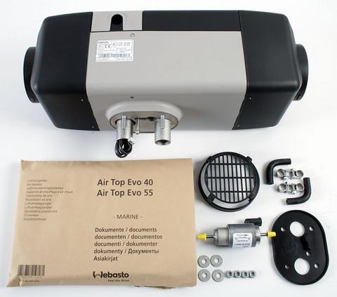 Webasto Air Top Evo 55 12V Diesel Marine Basic