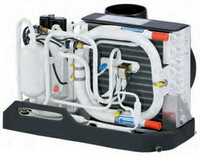 Webasto S6 Ilmastointilaite lämmityksellä, MyTouch käyttöpaneelilla