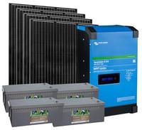 Aurinkoenergiapaketti Hytte 230V