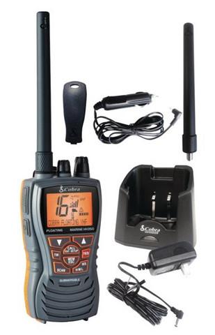 COBRA VHF-PUHELIN MR HH350 FLT EU