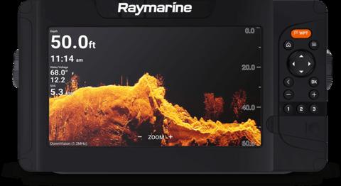Raymarine Element 9 HV Kaikuluotain/GPS kaikuanturilla