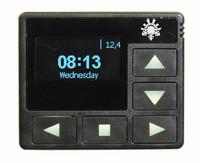 Autoterm Air ja Flow lämmittimen termostaattiohjaustaulu PU-27
