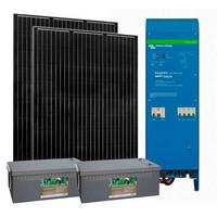 Sunwind aurinkoenergiapaketti Cabin 230V