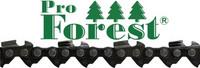 Teräketju Pro Forest 3/8