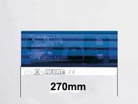 Varalasi paneliin, 270mm, sininen, keskipala