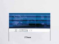 Varalasi paneliin, 273mm, sininen, keskipala