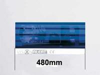 Varalasi paneliin, 480mm, sininen, keskipala