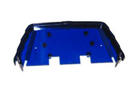 Kiinnityspanta panelin laseille, sininen