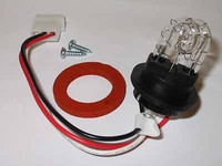 Xenon-polttimo, 10-30V, paneleihin, johdollinen