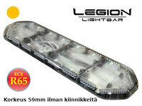 LED-MAJAKKAPANEELI 1524MM 24V ECE R65 FULL