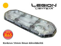 LED-MAJAKKAPANEELI 920MM 12V ECE R65 FULL