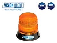 LED vilkkulyhty Vision Alert ECE R65 10-30v Tasokiinnitys