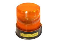 Xenon, vilkkumajakka, keltainen, 10-30V, tasokiinnitys