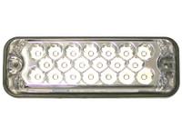 LED-tasovilkku, 20xLED, 12V/24V