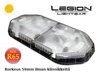 LED-majakkapaneeli 12V 600mm oranssi