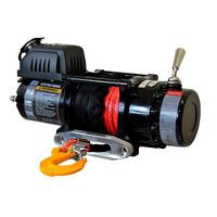 Warrior 12V sähkövinssi Ninja 4500 (2045kg) dyneema köydellä