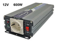 Invertteri siniaalto, 12V 600W